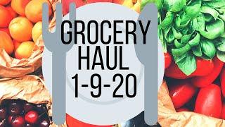 Walmart Grocery Haul I Walmart Pick Up Review I Weekly Grocery Haul