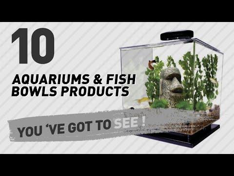Top 10 Aquariums & Fish Bowls Products // Pets Lover Channel Presents: