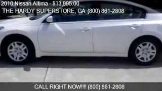 2010 Nissan Altima 2.5 S 4dr Sedan for sale in Dallas, GA 30157 serving Rockmart, and Acworth