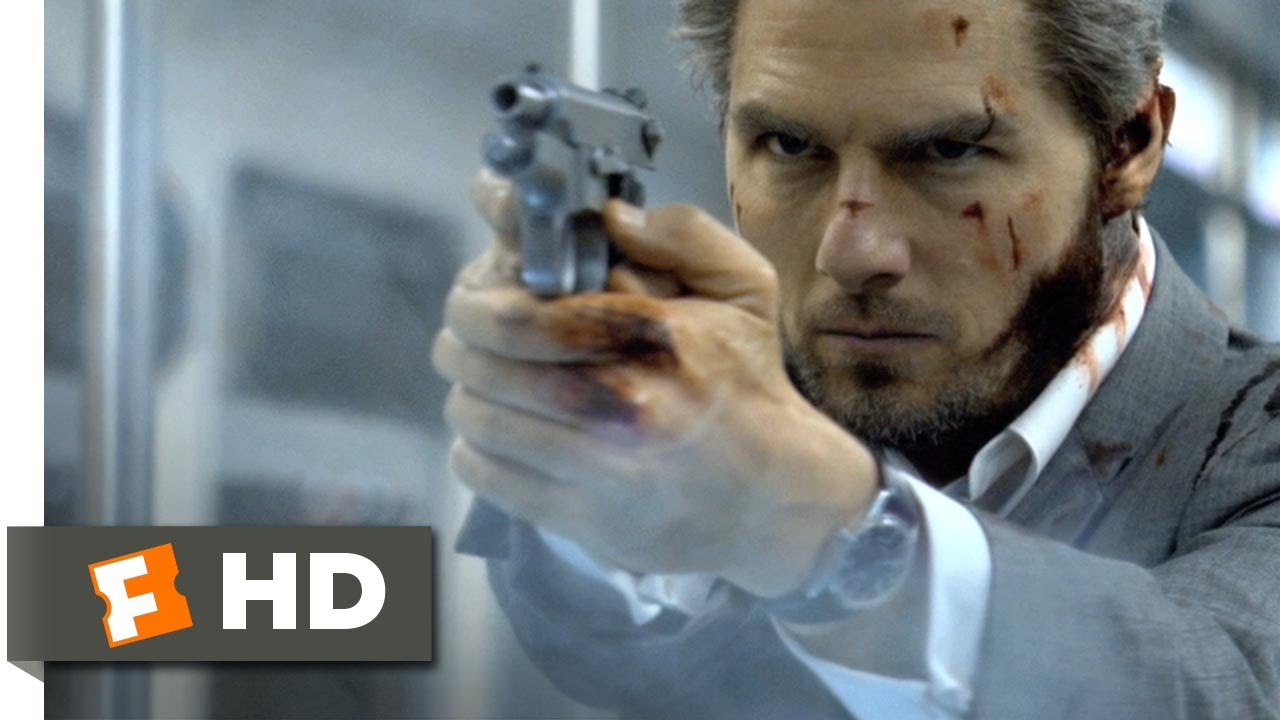 Collateral 99 Movie Clip Think Anybody Will Notice 2004 Hd