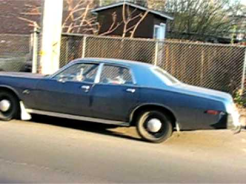 Rare 1976 plymouth fury 4 door sedan mopar youtube for 1976 plymouth fury salon