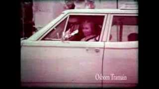 """1971 Nationwide """"Wife"""" Insurance Commercial with Hal Linden voiceover with 70 Dodge Coronet Wagon"""