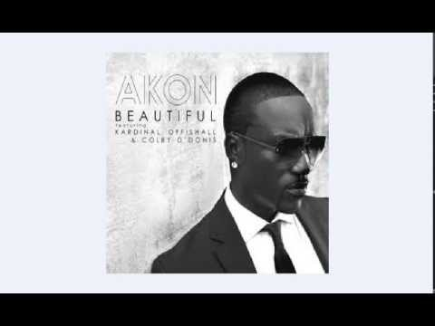 Akon - Beautiful (ringtone)