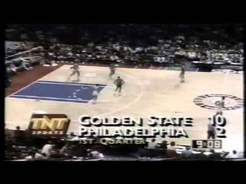 1989-90 Warriors vs. Sixers (1/8)