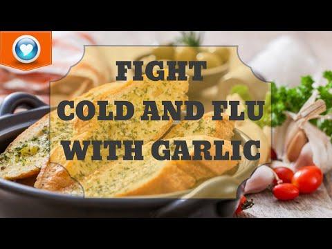 howtofightcold&fluwithgarlic!5-recipes&remedies-come-combattereilraffreddore-el'influenza-conl'aglio