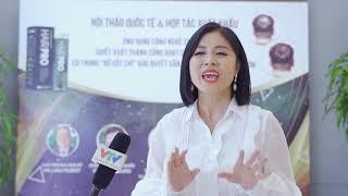 Phỏng vấn Mc Hoàng Linh - Bổ Cốt Chỉ