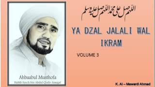 Download Video Habib Syech : Ya Dzal Jalali Wal Ikram - vol3 MP3 3GP MP4