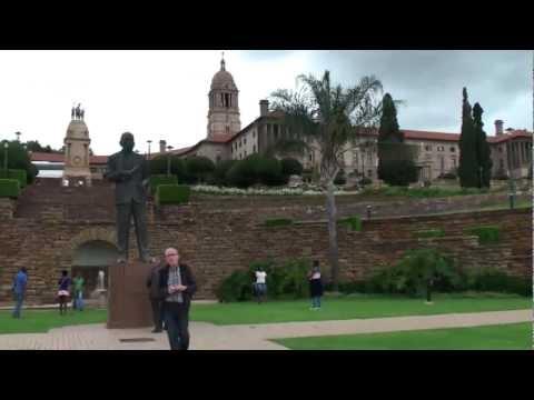 Johannesburg and Pretoria, South Africa Dec 2012