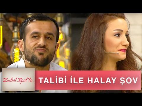 Zuhal Topal'la 128. Bölüm (HD)   Hilal'in Talibinden Halay Şov!