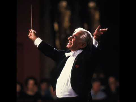 Bernstein conducts Dukas - The Sorcerer's Apprentice