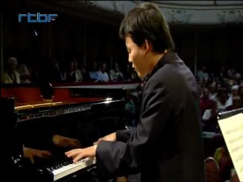 William Youn (윤홍천) plays Mozart Concert No.20 K.466 Part 1