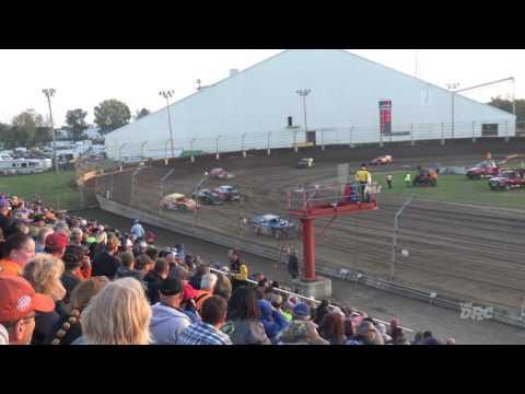 Kokomo Speedway | 10.15.16 | Kokomo Klash X | Modifieds | Heat 3