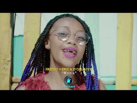 FREDDY Ft ERICA D'ONJATSY MODIA FULL HD