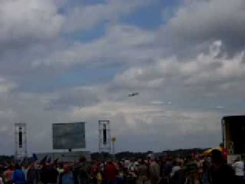 Luchtmachtdagen 2007 Volkel. Hawker Hunter jets van Zweden. Hawker Hunter from Sweden.