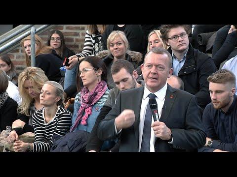 Debat-arrangement med Statsminister Lars Løkke Rasmussen