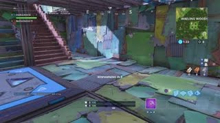 World record shopping cart race track in Fortnite Battle Royale