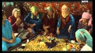 Москвадан күйөсүн күткөн кош бойлу Келин   Жамгыр ыры   Кыргыз Кино