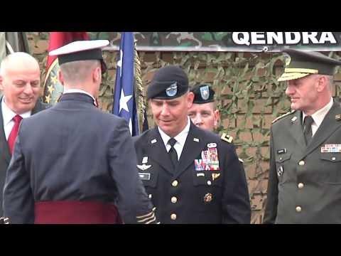 Iowa National Guard Adjutant General in Pristina, Kosovo | MiliSource
