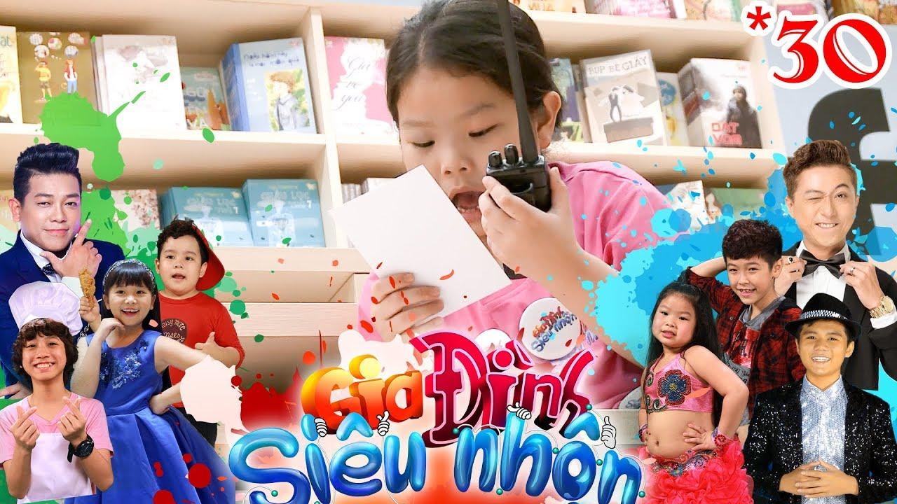 GIA ĐÌNH SIÊU NHỘN | GDSN #30 FULL |Việt Thi P336 - Hana P336 'tự nhiên' trở thành đạo diễn TikTok