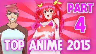 [ TOP ANIME 2015 ] PART 4 ㊋ Recensione ㊋ ( ITA )