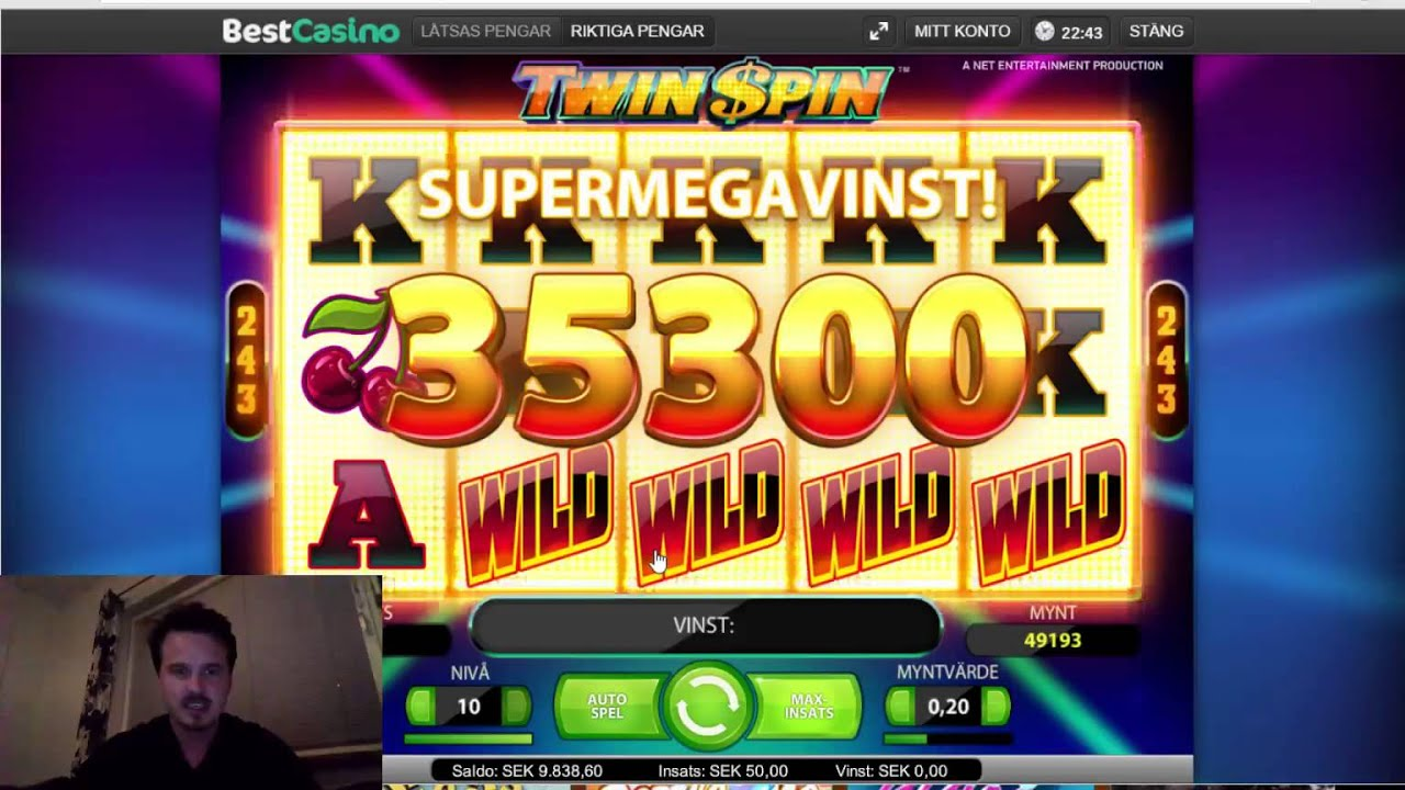 Super mega win on twinspin youtube for Palazzi super mega