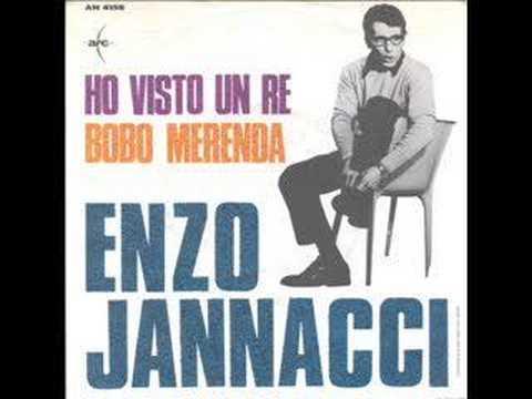 - Ho visto un re- Enzo Jannacci