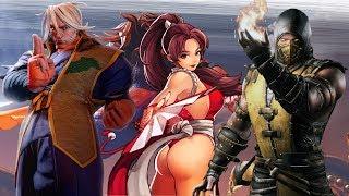 Download Video Zeku & Fighting Game Ninjas MP3 3GP MP4