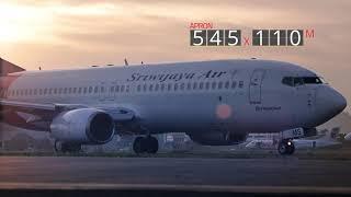 Terminal Baru Bandara Radin Inten II - Lampung | Viewplus Reel