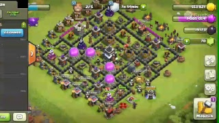CLASH OF CLANS FARMES DE RESSOURCES