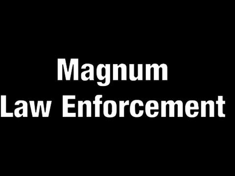 Law Enforcement Boker 01MB365 Boker Magnum