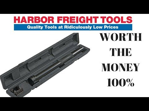 One Of Harbor Freights More Awesome Tools!