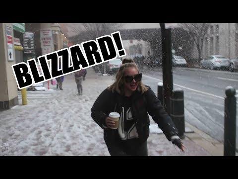 BLIZZARD At The 2018 Philadelphia Flower Show!