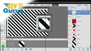 how to create seamless background patterns in adobe photoshop elements 15 14 13 12 11 tutorial