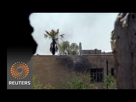 Iraqi forces launch final assault on Mosul Old City