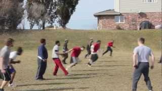 Backyard Football Hightlights 2013