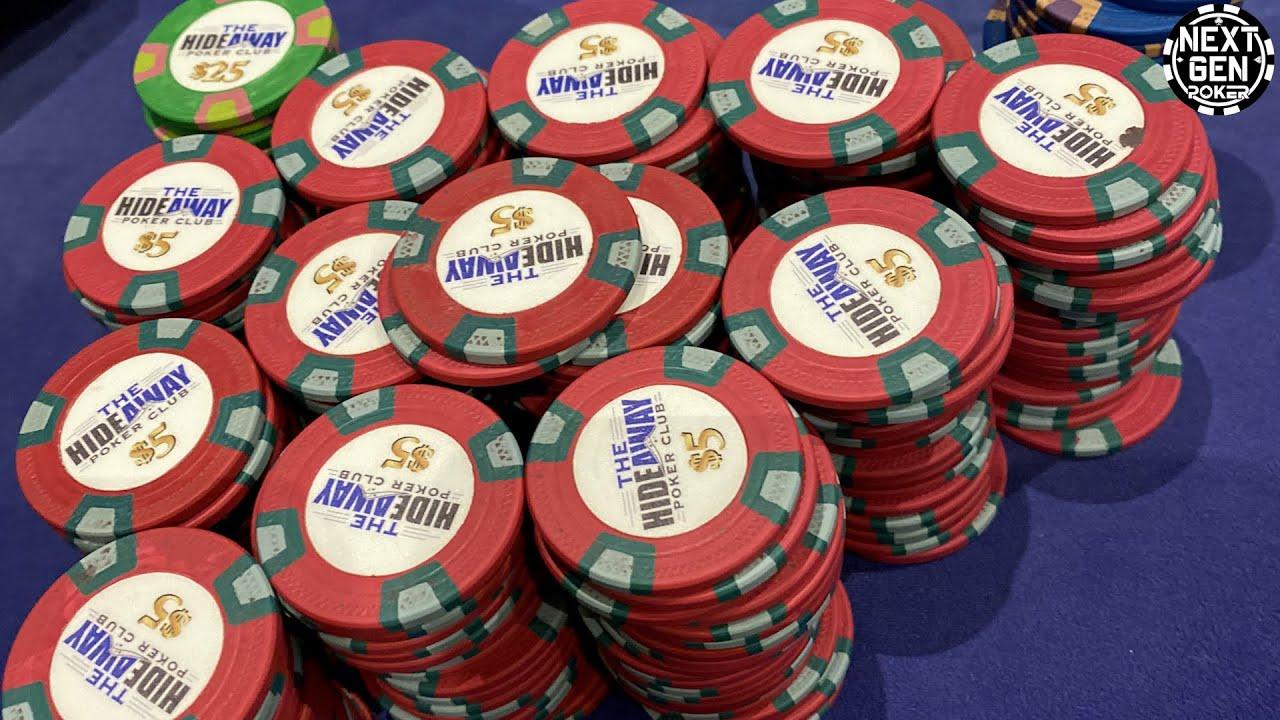 AA VS KK VERSUS EACH OTHER?!?! (ALL IN PREFLOP) - Crazy Night pt. 2 - Poker Vlog 54