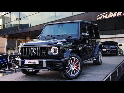 2019 Mercedes-AMG G63 SUV In-depth REVIEW INTERIOR EXTERIOR