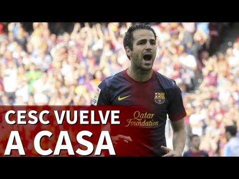 Barcelona-Chelsea | Cesc Fábregas vuelve a su casa | Diario AS