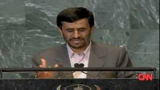 Baixar Ahmadinejad: America Is An Oil-Grubbing, Imperialistic Bully