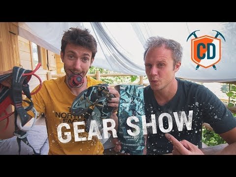 What Gear Does A Pro Competition Climber Use? | Climbing Daily. 1214
