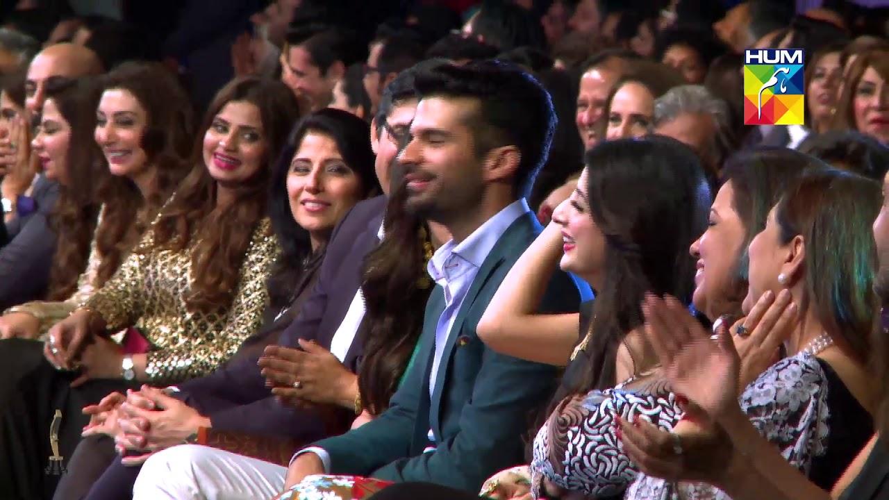 Most Entertaining Comic Performance | Ahmed Ali Butt | Kashmir 6th HUM Awards 2018