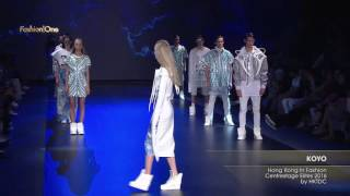 KOYO Hong Kong In Fashion Centrestage Elites 2016 By HKTDC - From The Runway