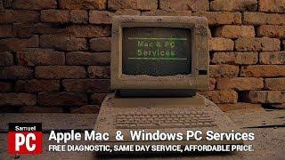 Professional Apple Mac & Windows PC Services