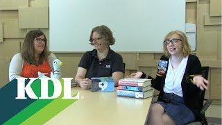 Live Librarians: Teen books
