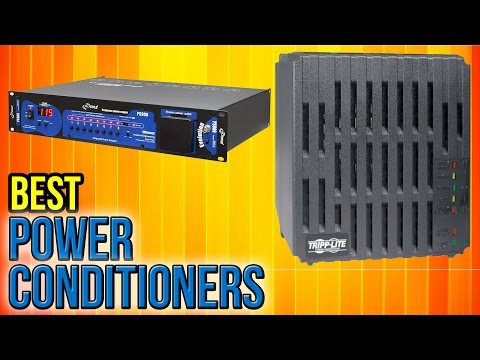 10 Best Power Conditioners 2017