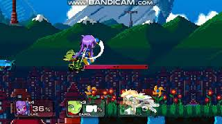 Gambar cover SSF2 Freedom Planet Smash-Up: Custom Lilac (Updated) (by Lexter)