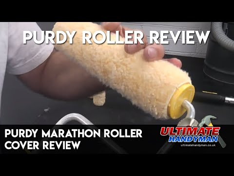 Purdy Marathon roller cover review
