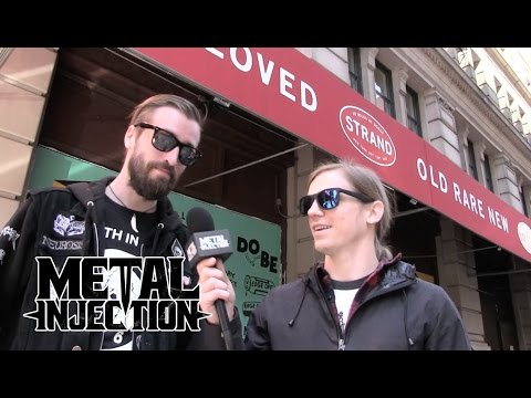 SKELETONWITCH at The Strand Bookstore | Metal Injection