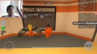 Just got out!😃😃😃/jailbreak/roblox