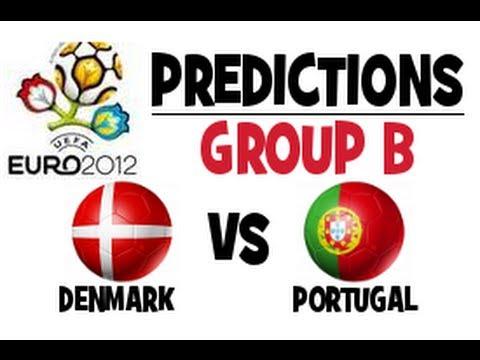 Danemark Vs Portugal (Euro 2012)